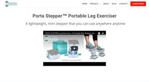 Porta Stepper Leg Exerciser
