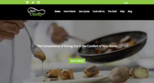 Hello Cheffy- Chef Marketplace